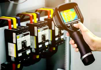Thermal scanning for all inspections